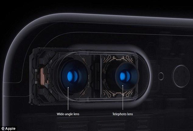 نسل جدید دوربین های دوگانه همراه با لنر Telephoto برای آیفون ۸