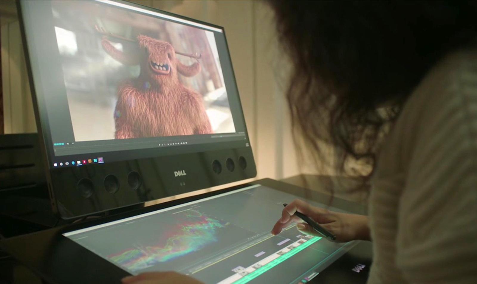 دل رقیب سرفیس استودیو را در CES 2017 معرفی می کند