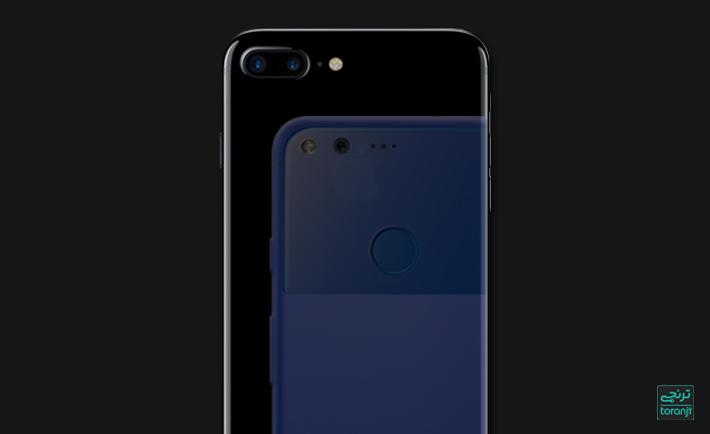 مقایسه آیفون ۷ پلاس با Pixel XL گوگل: نبردی از سرزمین فبلتها