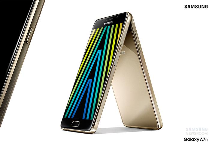 مشخصات نسل جدید Galaxy A7 سامسونگ رویت شد