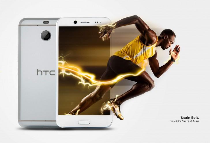 نگاه اولیه: HTC Bolt به سرعت برق