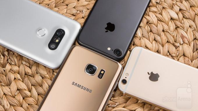 مقایسهی گوشیهای هوشمند مجهز به شارژ سریع در سال ۲۰۱۶