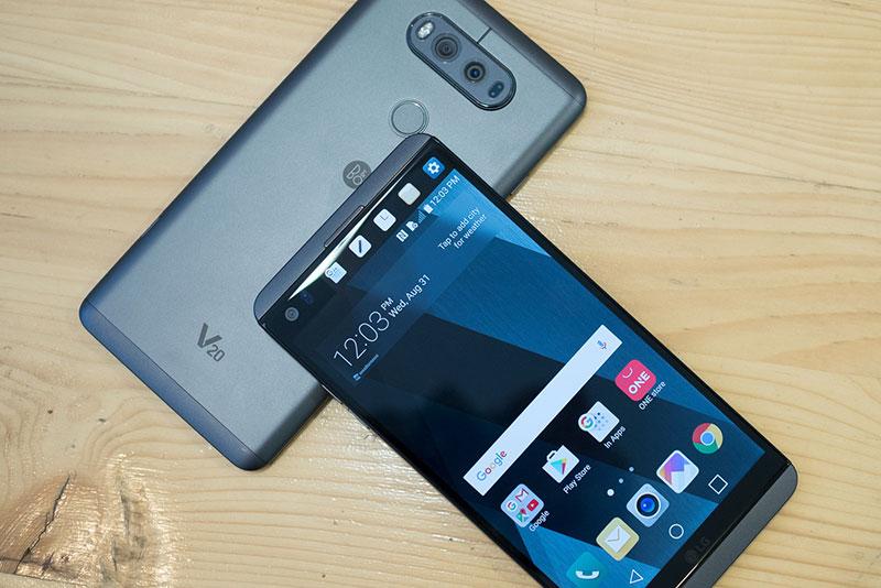 الجی وی ۳۰ (LG V30) بدون نمایشگر دوم عرضه خواهد شد؟