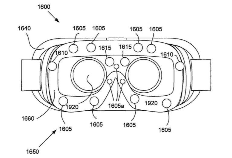 Gear VR جدید سامسونگ از ردیاب چهره و چشم برخوردار است
