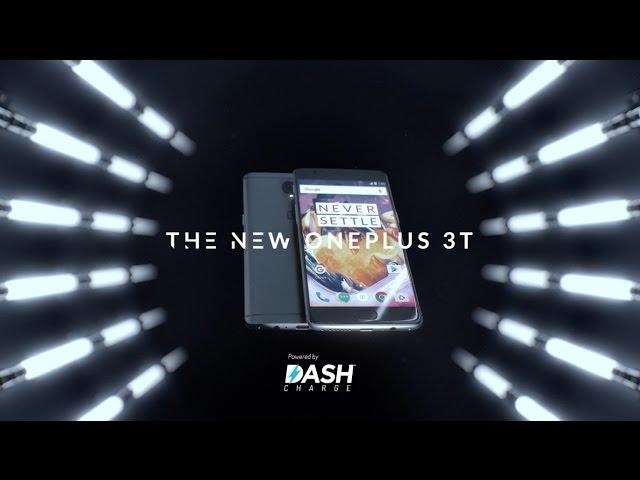 تماشا کنید: ویدئوی تبلیغاتی OnePlus 3T