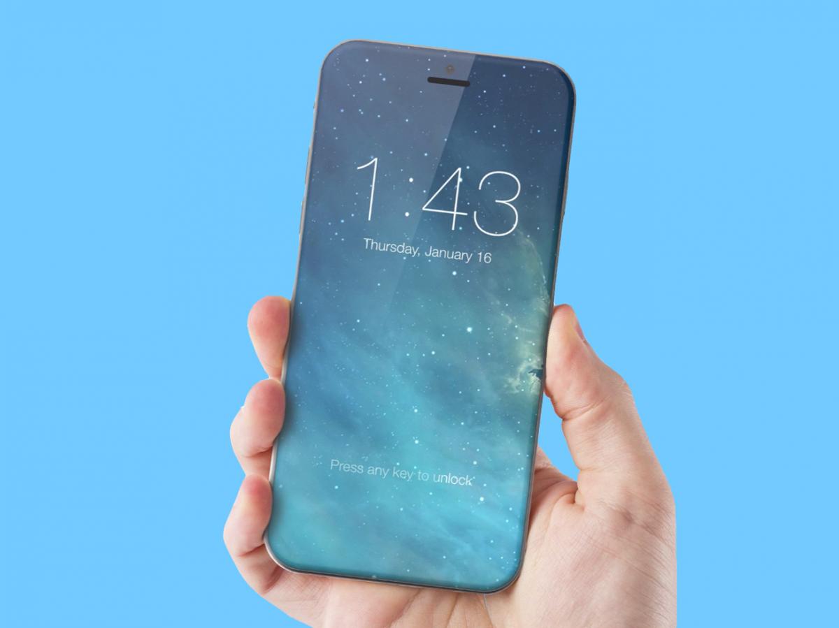بیخیال آیفون ۷؛ آیفون ۲۰۱۷ اپل هوش از سر همه میپراند!