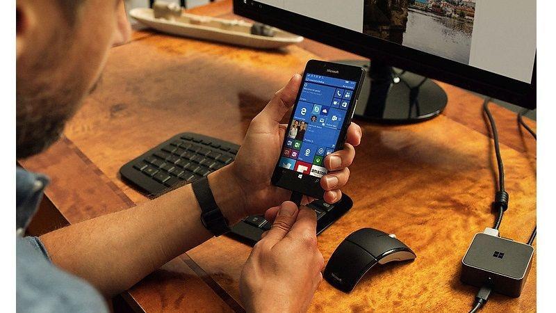 شرکت اچ پی در حال کار روی گوشی ویندوزفون جدید است