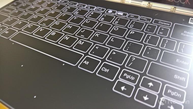 نسخه کروم تبلت یوگابوک لنوو در سال ۲۰۱۷ معرفی می شود