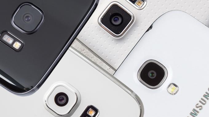 مقایسهی دوربینهای ۴ نسل از پرچمداران سامسونگ: از گلکسی S4 تا گلکسی S7