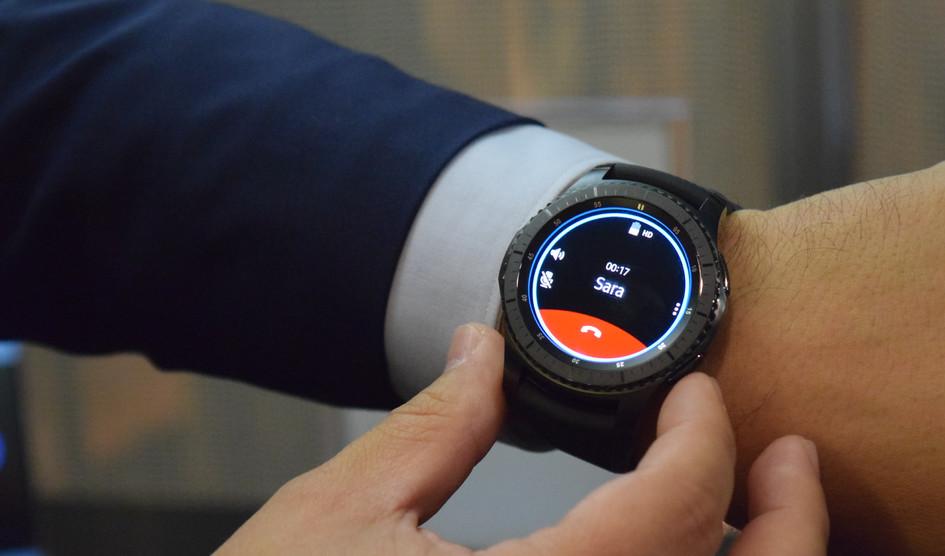 انتشار بروزرسانی جدید برای ساعت هوشمند Gear S3 سامسونگ