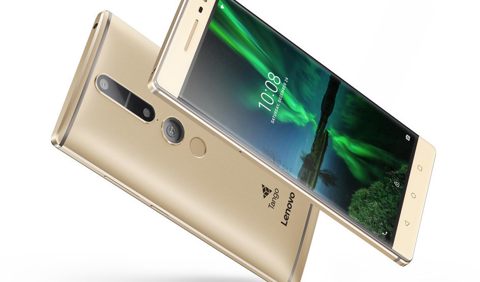 لنوو و عرضه تلفن های هوشمند پروژه تانگویی بیشتر در سال ۲۰۱۷