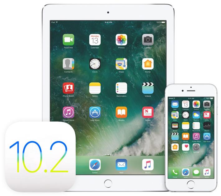 تغییر را احساس کنید: iOS 10.2 با ویژگی های جدیدی از راه رسید