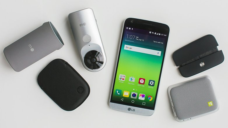 کمپانی LG هفت گوشی هوشمند جدید خود را در مراسم CES معرفی می کند