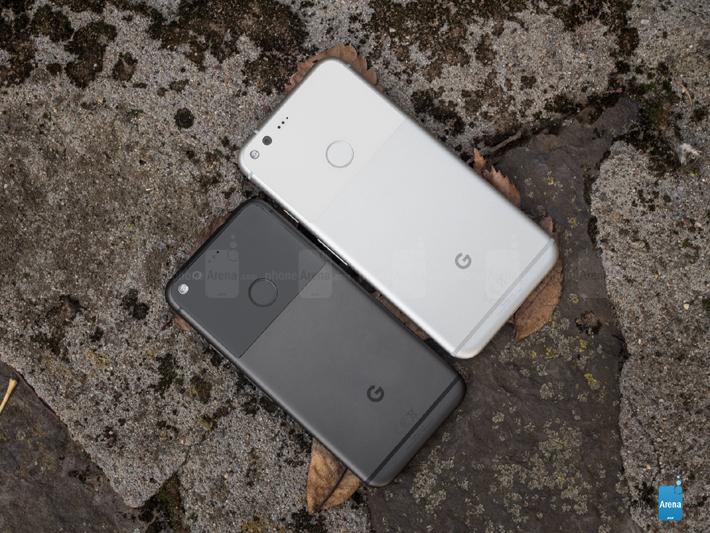 مقایسه گوگل Pixel با Pixel XL