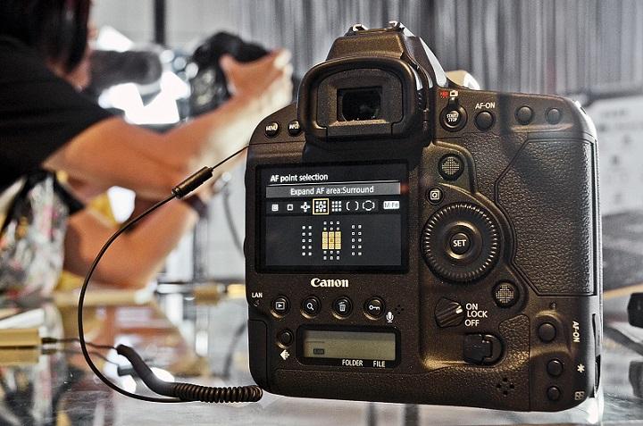 کانن پتنت حسگر منحنی تصویر خودکار را به ثبت رساند