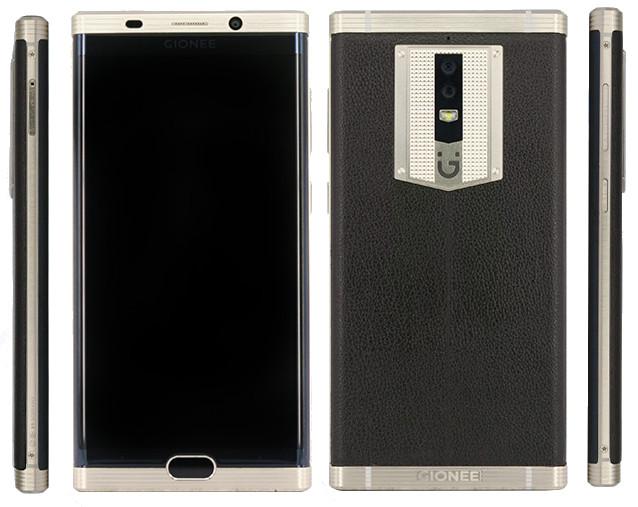گیونی گوشی با باتری شگفتانگیز ۷۰۰۰ میلیآمپر ساعت معرفی میکند