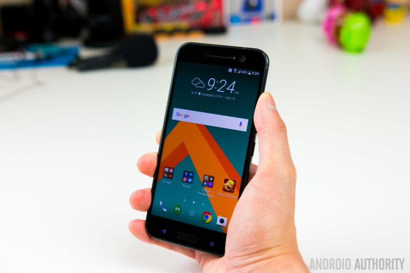 بهروزرسانی اندروید نوقا برای HTC 10 عرضه شد