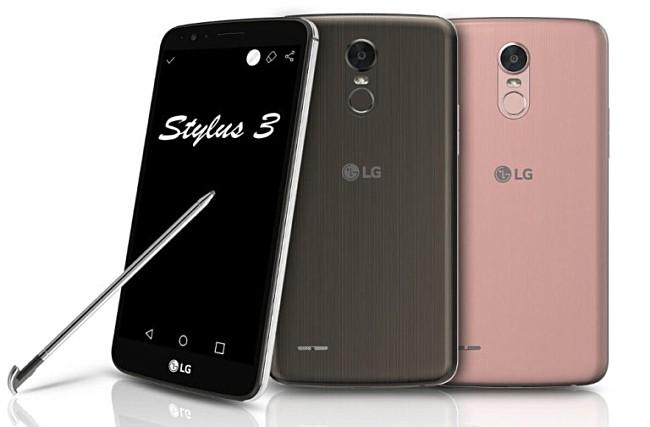 الجی استایلوس ۳ (LG Stylus 3) رسما معرفی شد
