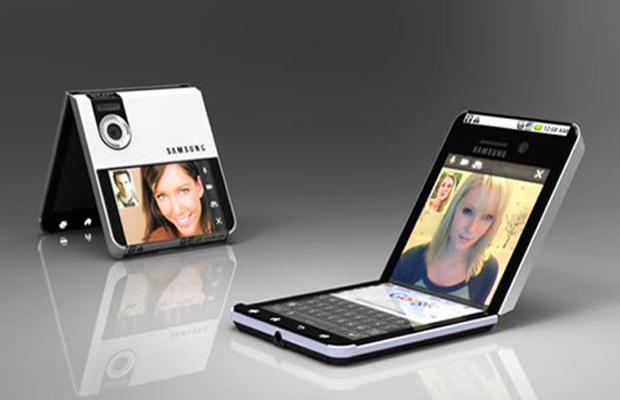 سامسونگ ساخت دو گونه متفاوت گوشی هوشمند تاشو را در برنامه دارد