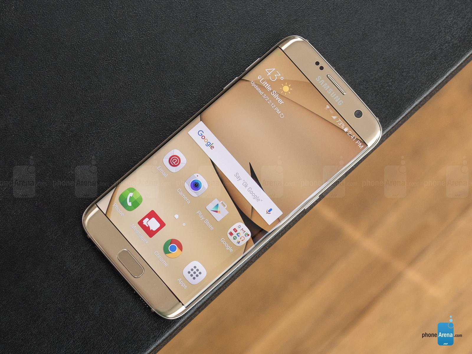 """گلکسی اس ۷ به عنوان """"پر استفادهترین"""" دستگاه در سه ماهه اول سال ۲۰۱۷ لقب گرفت"""