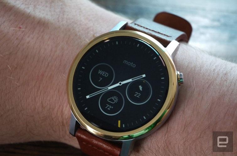 موتورولا به این زودیها ساعت هوشمند جدید نمیسازد