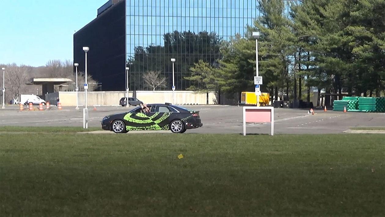 انویدیا به دنبال آزمایش خودروی هدایت خودکار است