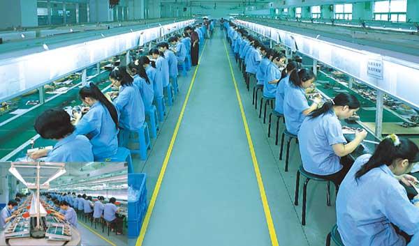 برنامه فاکسکان برای تولید آیفون در آمریکا