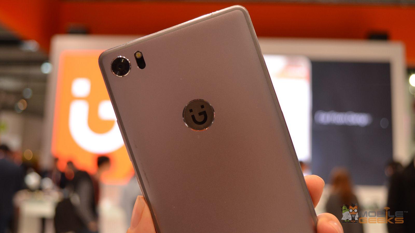 شرکت Gionee از تلفن همراه M7 در روز 28 سپتامبر پرده برداری خواهد کرد