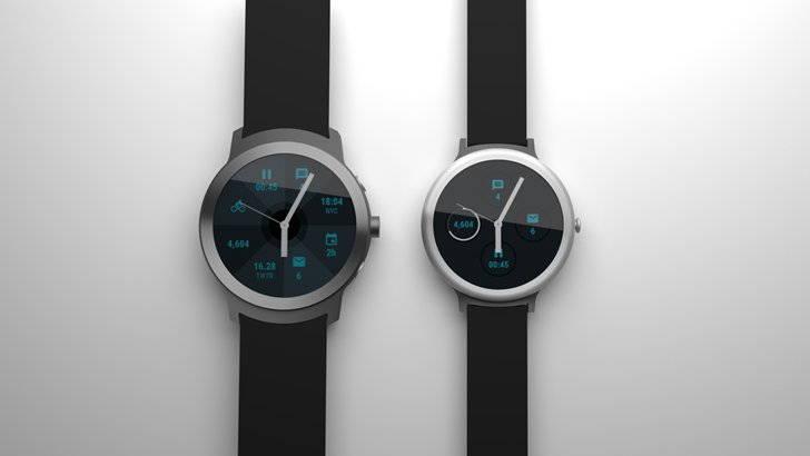 گوگل سال ۲۰۱۷ را با معرفی دو ساعت هوشمند آغاز می کند