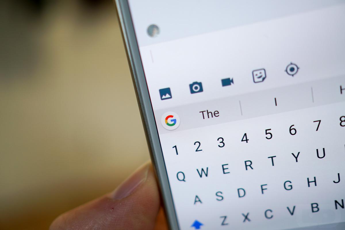 گوگل سرانجام تصمیم به عرضه صفحه کلید Google Gboard گرفت