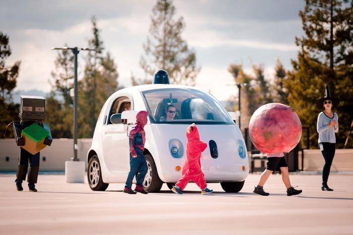 پروژه اتومبیل خودران گوگل به درب بسته خورد