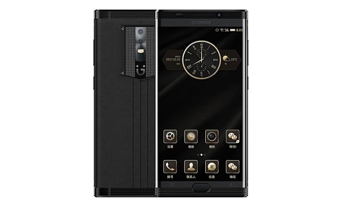 جیونی گوشی جدید با ۲ باتری ۳۵۰۰ میلیآمپری معرفی کرد