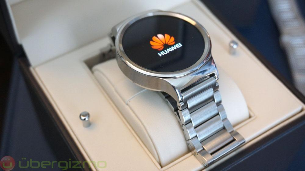 ساعت هوشمند Huawei Watch در فروردین ماه بروزرسانی اندروید ویر ۲٫۰ را دریافت میکند