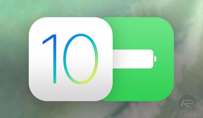 مشکل مصرف باتری در iOS 10.2: دردسر جدید کاربران آیفون