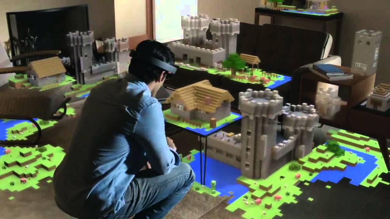هولولنز مایکروسافت سال آینده وارد چین می شود