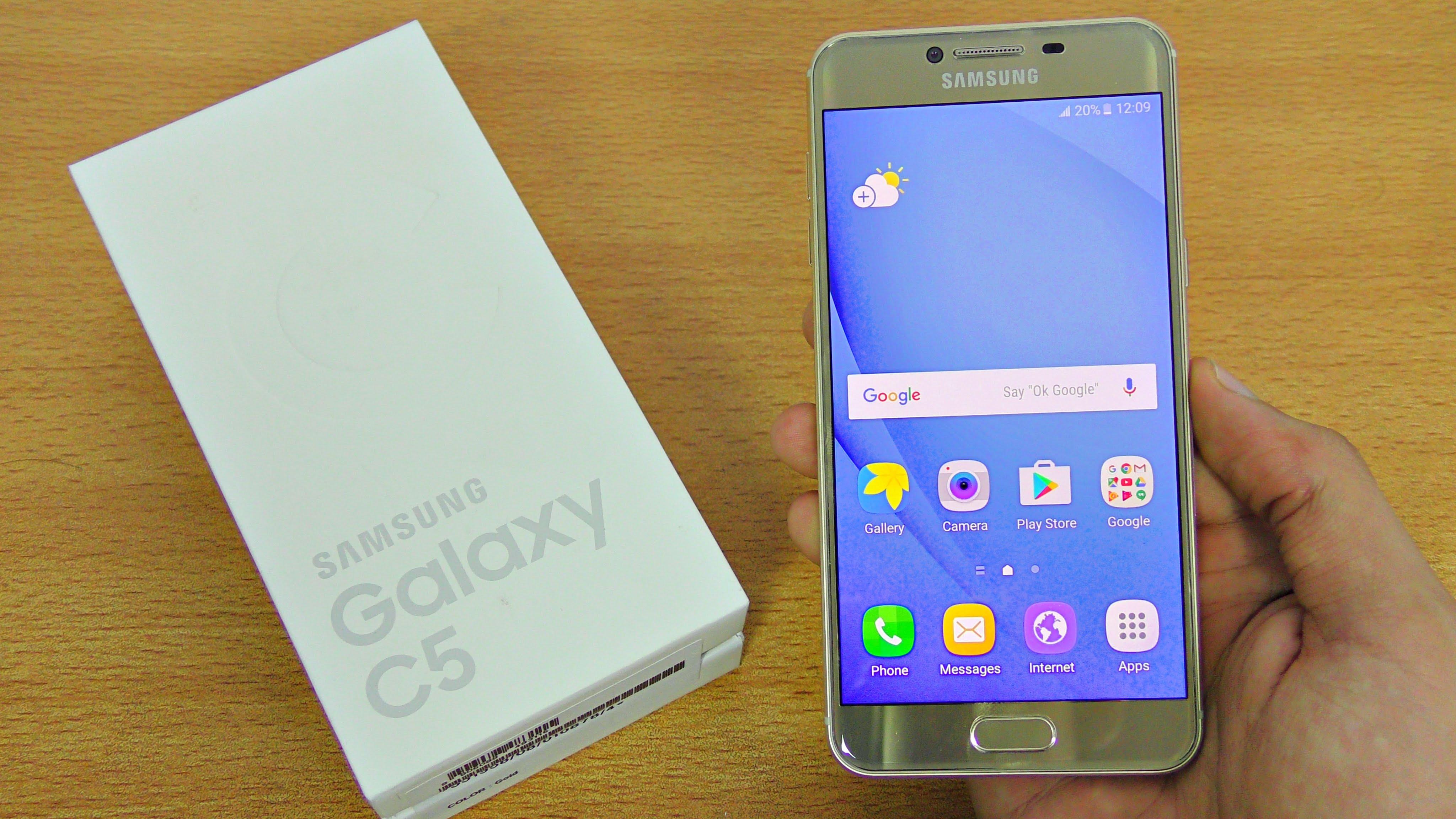 سامسونگ Galaxy C5 Pro گواهی Wi-Fi را به صورت رسمی دریافت کرد