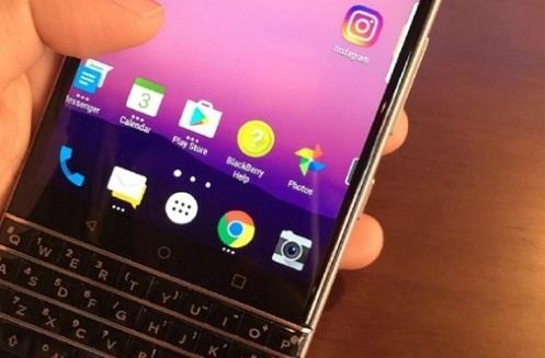 آیا این تصاویر Blackberry Mercury را به ما نشان می دهند؟ جانشین پاسپورت؟