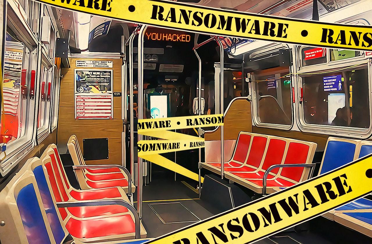 رایگان شدن سیستم فروش بلیط ایستگاه قطار سانفرانسیسکو توسط باج افزار Mamba