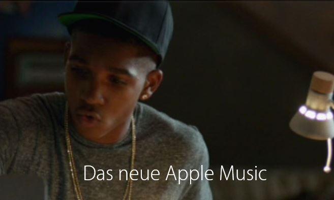 کاربران اپل موزیک