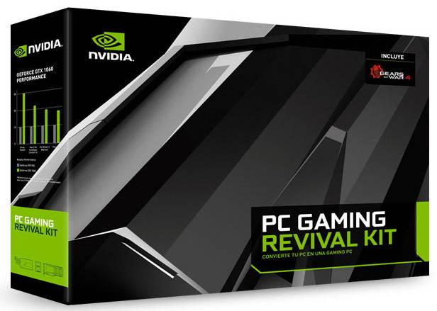 باندل PC Gaming Revival Kit انویدیا برای ارتقا کامپیوترها معرفی شد