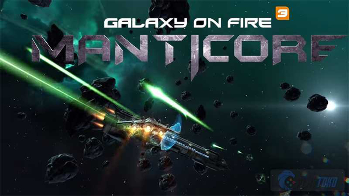بازی علمی تخیلی Galaxy on Fire 3 – Manticore را این بار در iOS تجربه کنید