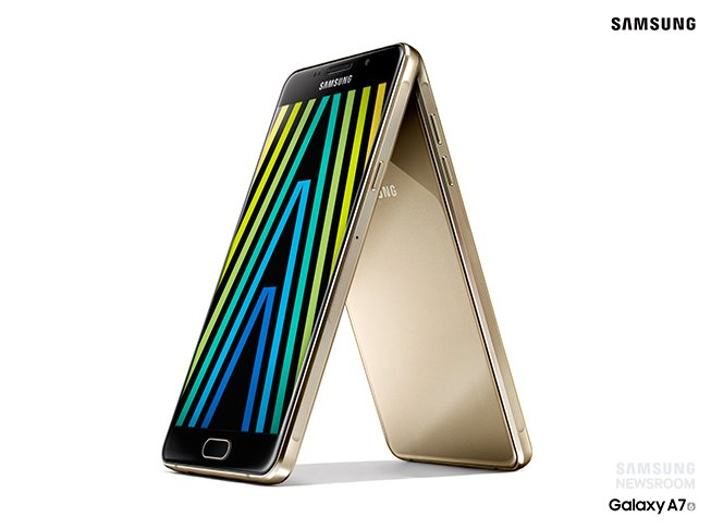 سامسونگ گلکسی A7 2017 تائیدیه Wi-Fi را دریافت کرد