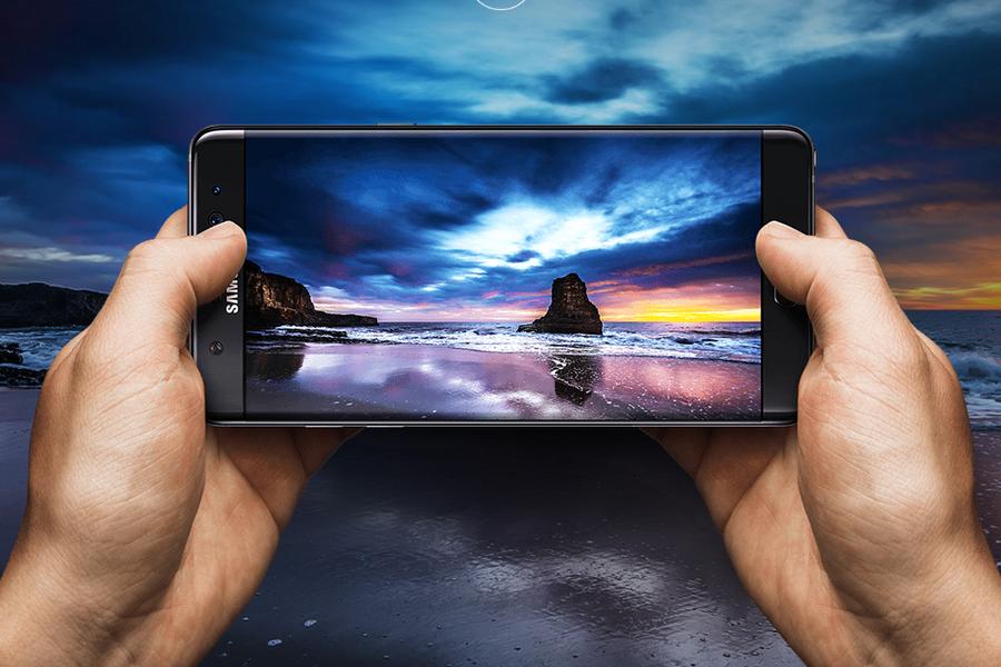 احتمالاً سامسونگ از تکنولوژی نمایشگر نوت ۷ در گلکسی S8 استفاده خواهد کرد