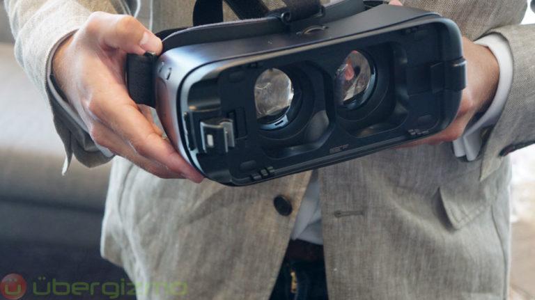 سامسونگ و عزم جدی برای تولید هدست واقعیت مجازی