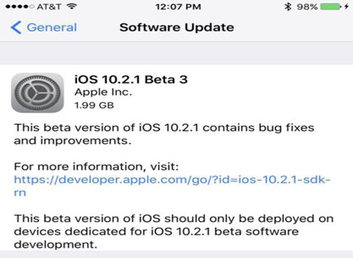 نسخههای جدید بتا محصولات اپل؛ هم اکنون در دسترس توسعهدهندگان..!