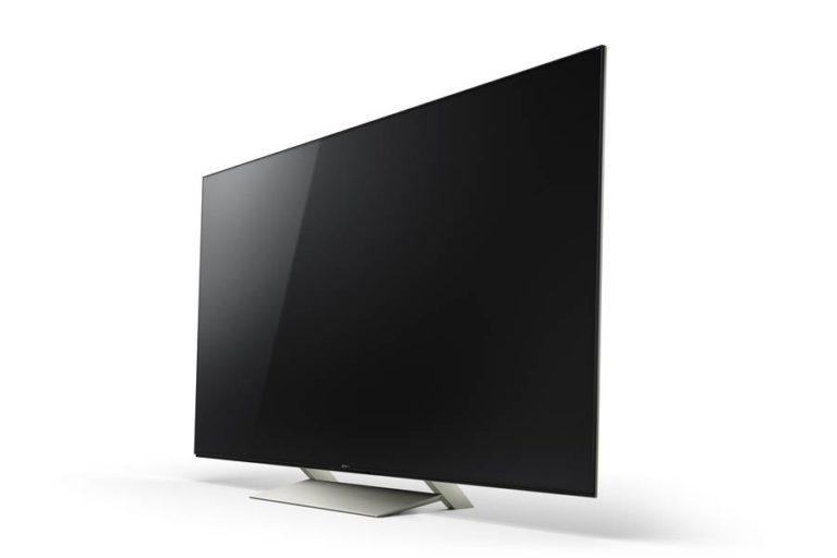 تلویزیون های هوشمند جدید ۴K HDR سونی معرفی شدند