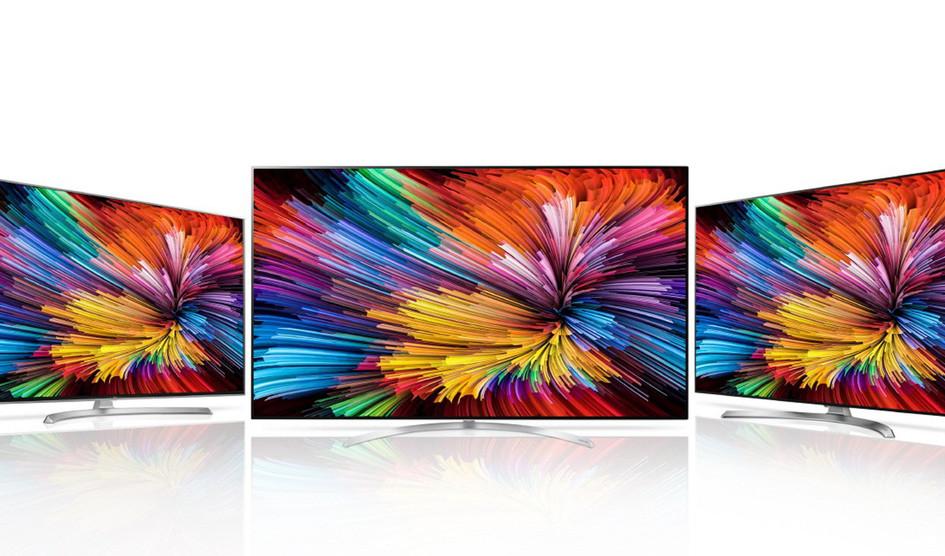 جدیدترین تلویزیون های ۴K ال جی ساخته شده با فناوری نانوسل