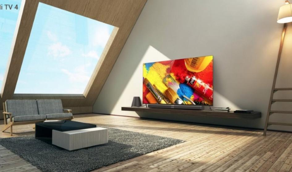 ضخامت تلویزیون هوشمند جدید شیائومی کمتر از آیفون اپل