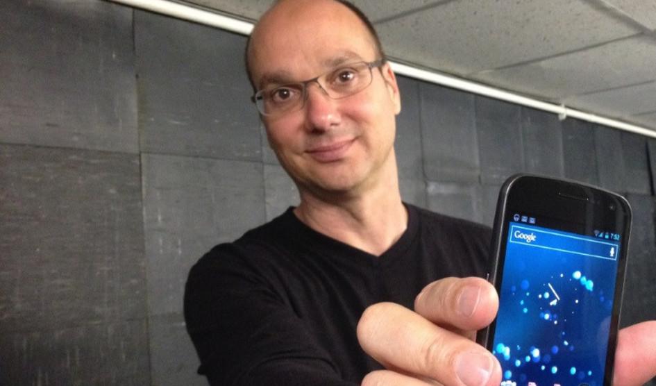 تلاش اندی روبین برای ساخت گوشی هوشمند ماژولار بدون حاشیه