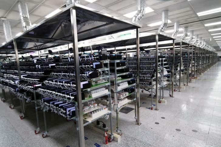 کپسولهای آتشنشانی در تصاویر آزمایشگاه باتری گلکسی نوت ۷ دیده شدند